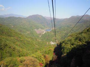 ロープウェイ(昇仙峡)
